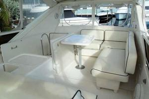 55' Neptunus 3 SR, TNT Lift 1997 Flybridge Aft to Starboard