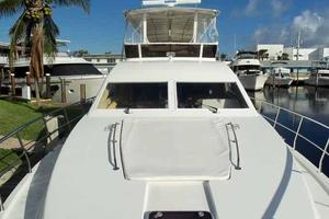55' Neptunus 3 SR, TNT Lift 1997 Bow