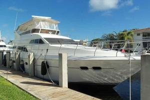 55' Neptunus 3 SR, TNT Lift 1997 Home Dock