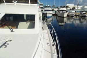 55' Neptunus 3 SR, TNT Lift 1997 Walk Around Side Deck