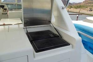 81' Cheoy Lee Bravo 81 2002 Boat Deck Grill