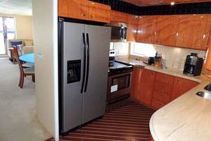 81' Cheoy Lee Bravo 81 2002 Galley Aft