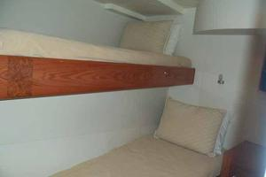 81' Cheoy Lee Bravo 81 2002 Starboard Side Cabin Forward