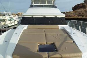 81' Cheoy Lee Bravo 81 2002 Foredeck