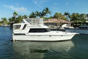 46' Dyna Double Cabin M/Y 1988 Profile