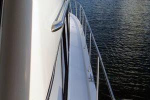 46' Dyna Double Cabin M/Y 1988 Side deck