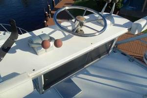 60' Hatteras Convertible/Enclosed FB 1979 Tower Helm