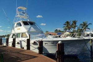 60' Hatteras Convertible/Enclosed FB 1979 Home Dock