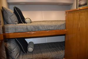 76' Viking 76 Enclosed 2010 Guest Bunkroom, port forward