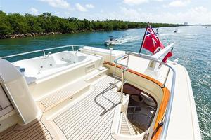 97' Vicem Motor Yacht 2007 Sun Deck