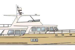 97' Vicem Motor Yacht 2007 General Arrangement