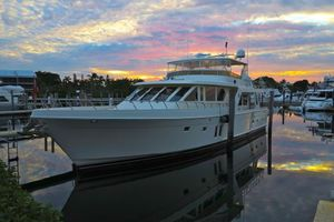 76' Offshore Yachts Motoryacht 2010 ARMAGNAC