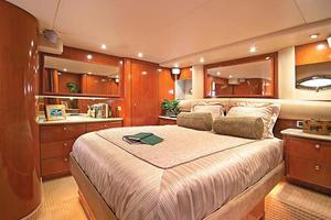 58' Meridian 580 Pilothouse 2006 Manufacturer Provided Image