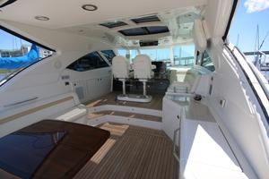 54' Sea Ray 540 Sundancer 2011 from starboard aft
