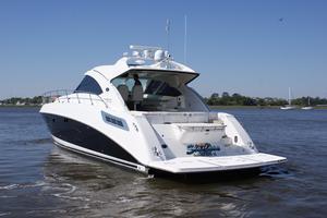 54' Sea Ray 540 Sundancer 2011 port stern