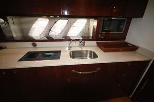 54' Sea Ray 540 Sundancer 2011 galley