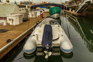 50' Beneteau Sense 50 2012 Tender is not included in the inventory