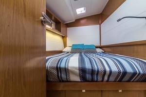 50' Beneteau Sense 50 2012 Guest Cabin