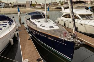 50' Beneteau Sense 50 2012 At Dock