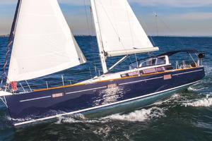 50' Beneteau Sense 50 2012 Sailing