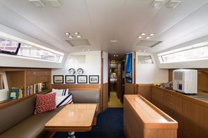 50' Beneteau Sense 50 2012 Main Salon