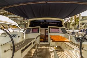 50' Beneteau Sense 50 2012 Cockpit