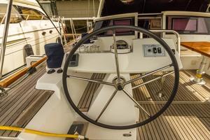 50' Beneteau Sense 50 2012 Port Steering