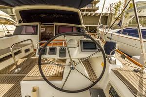 50' Beneteau Sense 50 2012 Stb Steering