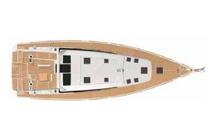 50' Beneteau Sense 50 2012 Manufacturer Provided Image