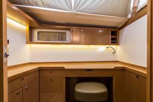 50' Beneteau Sense 50 2012 Office