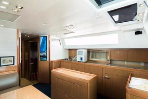 50' Beneteau Sense 50 2012 Galley