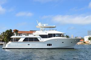 70' Argos Fast Trawler 2011
