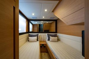 64' Pershing 64 2009 Guest Stateroom