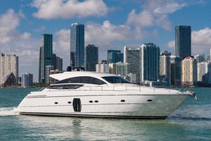 64' Pershing 64 2009 Profile
