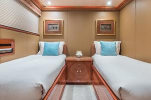108' Viking Sport Cruisers  2002 Twin Stateroom Starboard