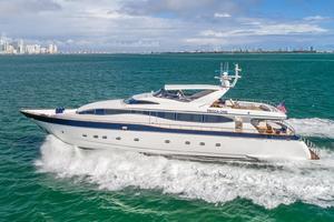108' Viking Sport Cruisers  2002 Port Profile