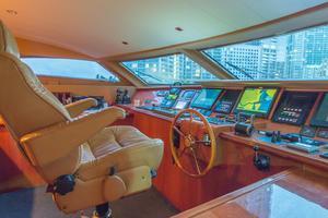 108' Viking Sport Cruisers  2002 Pilothouse