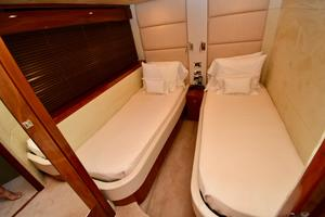 63' Sunseeker Manhattan 63 2013 Starboard Twin Stateroom