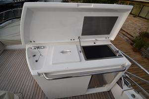 63' Sunseeker Manhattan 63 2013 Wet bar on Flybridge