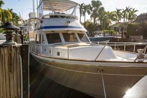 48' Offshore 48 Yachtfisher 1987