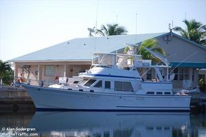 48' Offshore 48 Yachtfisher 1987 Profile