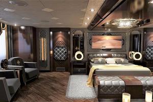 154' Motor Yacht Motor Yacht 2021 Master Stateroom