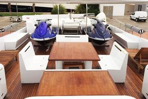 109' Azimut 105 Fly 1991 Flybridge