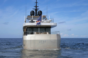 123' Admiral Motor Yacht 2014