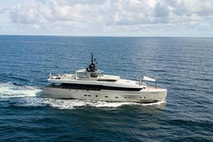 123' Admiral Motor Yacht 2014 123' Admiral JEDI