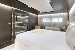 123' Admiral Motor Yacht 2014 Second Master Stateroom - Lower Deck