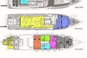 123' Admiral Motor Yacht 2014 GA
