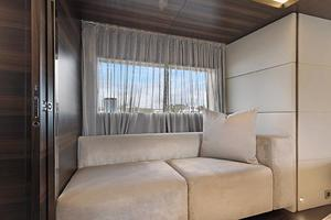 123' Admiral Motor Yacht 2014 Master Seating Area