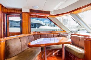 78' Ocean Alexander 74' Pilothouse Motor 2010 Galley