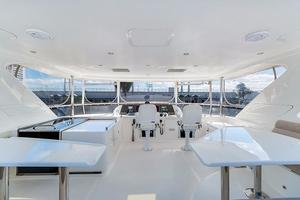 78' Ocean Alexander 74' Pilothouse Motor 2010 Flybridge